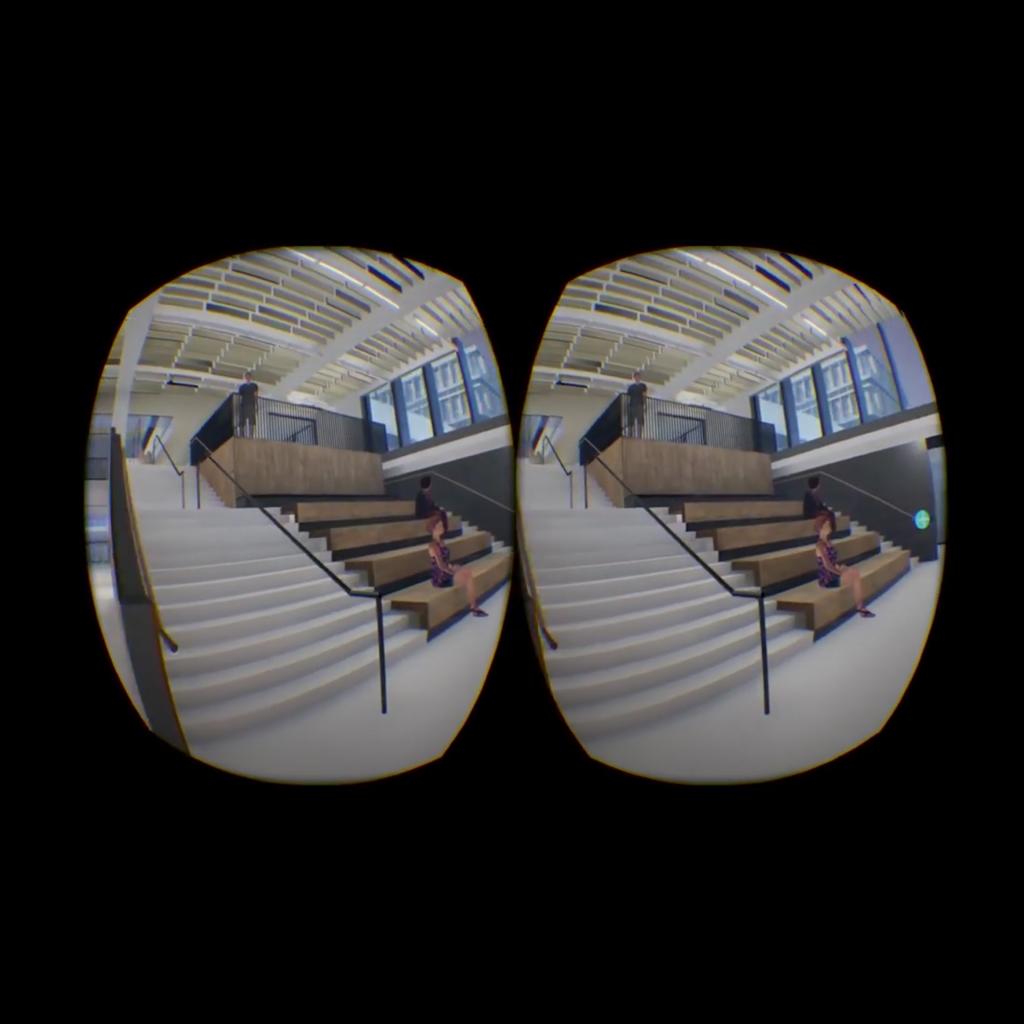 Virtualization VR Research